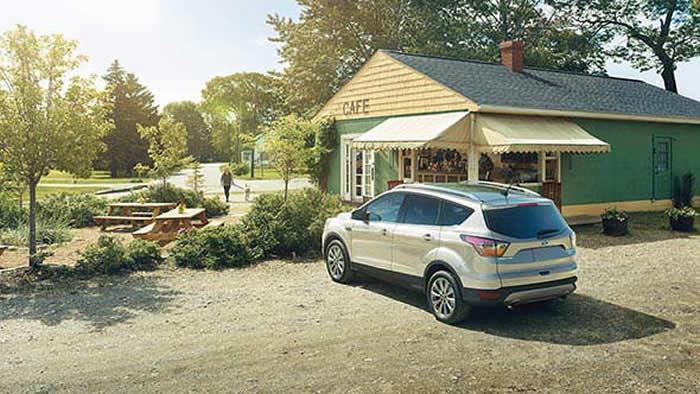 2017 Ford Escape, Ford Escape, Ford, 2017 SUVs, 2017 Best SUVs, SUV, Family SUV
