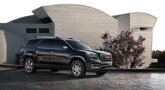2017 GMC Acadia, GMC Acadia Limited, GMC, 2017 SUVs, 2017 Best SUVs, SUV, Family SUV