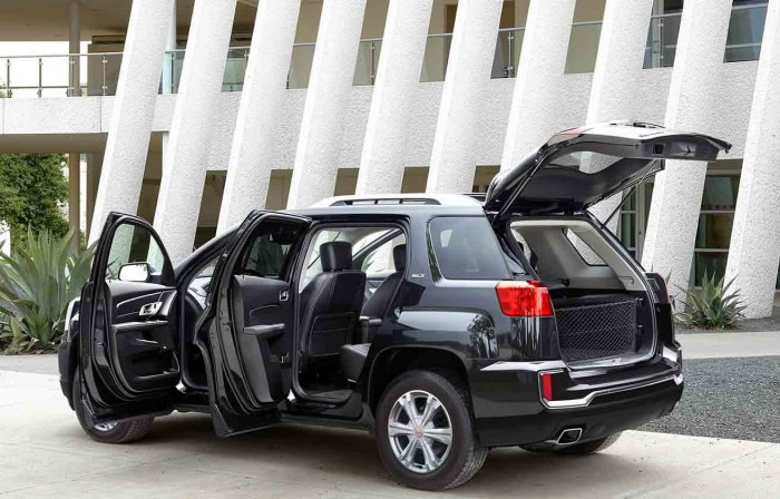 2017 GMC Terrain, GMC Terrain, GMC, 2017 SUVs, 2017 Best SUVs. SUV, Family SUVs