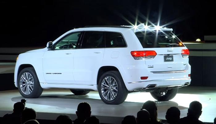 2017 Jeep Grand Cherokee, Jeep Grand Cherokee, Jeep, 2017 SUVs, 2017 Best SUVs, SUV, Family SUV