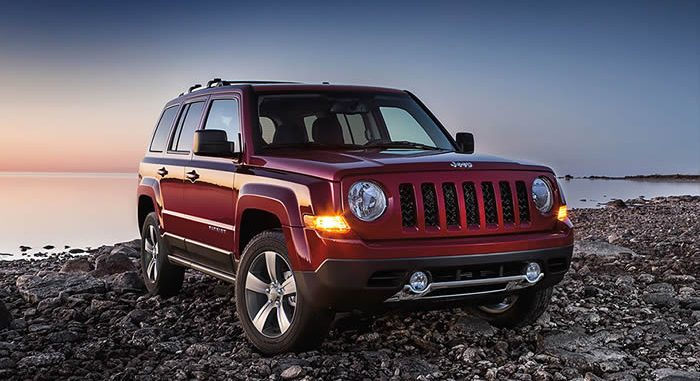 2017 Jeep Patriot, Jeep Patriot, Jeep, 2017 SUVs, 2017 Best SUVs, SUV, Family SUV