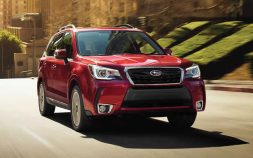 2017 Subaru Forester, Subaru Forester, Subaru, 2017 SUVs, 2017 Best SUVs, Family SUVs