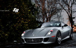 Ferrari 599 GTB, Ferrari, Sports Cars, Performance Cars, Grey Sports Cars, Luxury Cars, Exotic Cars
