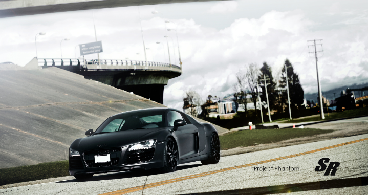 Audi R8 Phantom, Sports Cars, Exotic Cars, Performance Cars, Grey Sports Cars, Luxury Cars