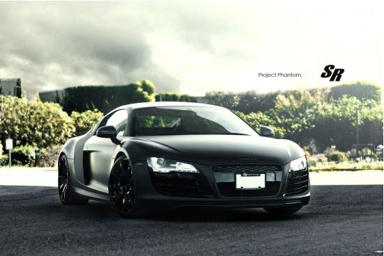 Audi R8 Phantom, Sports Cars, Exotic Cars, Performance Cars, Grey Sports Cars, Luxury Cars