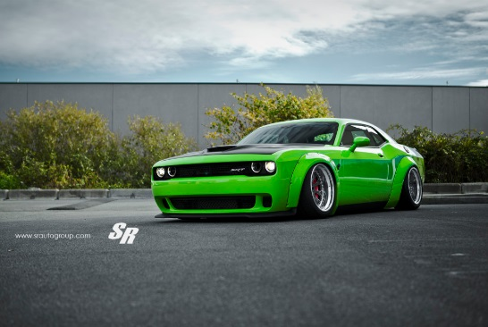 Dodge Challenger, Dodge, American Cars, Crazy Paint Jobs, Performance Cars