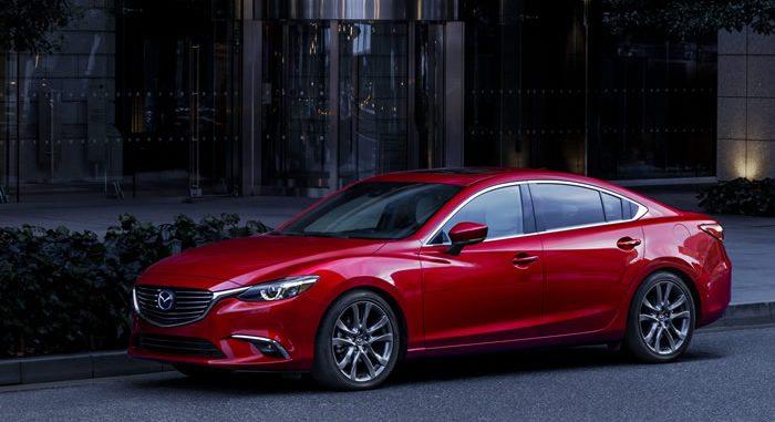 Mazda6, 2017 Mazda 6, Mazda, Family Cars, 2017 Family Cars, Sedan, Family Sedan