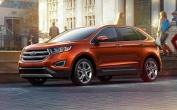 2017 Ford Edge, Ford Edge, Ford, 2017 Family SUV, Safe Family SUVs, 2017 SUVs, Family Cars, Safe Family Vehicles