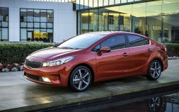 2017 Kia Forte, Kia Forte, Kia, Family Cars, Safe Family Cars, Sedan