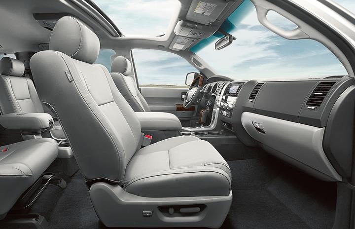2017 Toyota Sequoia, Toyota Sequoia, Toyota SUV, 2017 Toyota SUV, 2017 SUVs, Family SUV