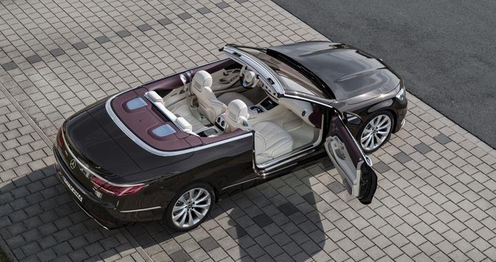 2019 Mercedes-Benz S Class