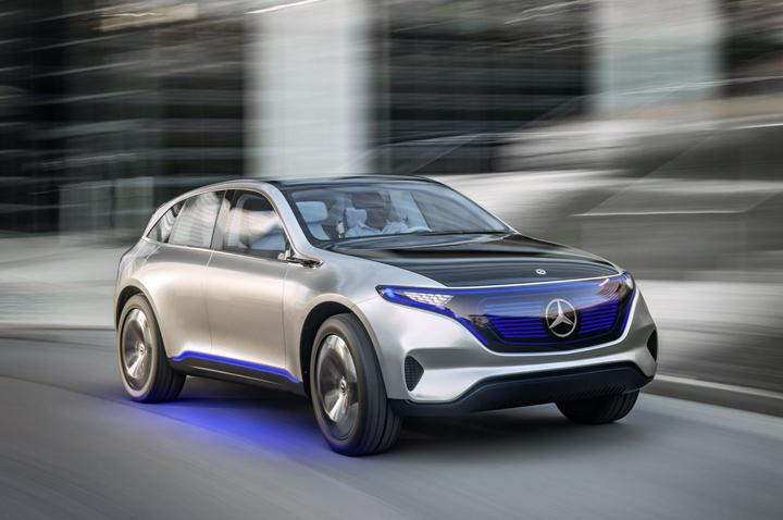 2019 Mercedes EQ